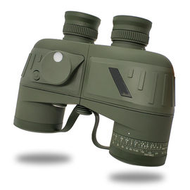Army Green 12x50 Binocular Rangefinder Telescope for Military