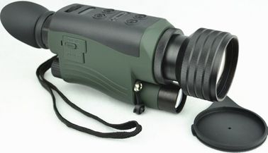 High Definition Zoom Infrared Night Vision Monoculars 128G TF Card Telescope 6-30X50