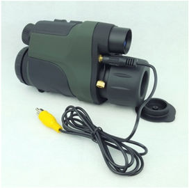 Battery CR123A Long Range Infrared Monocular Night Vision Device Customized Logo