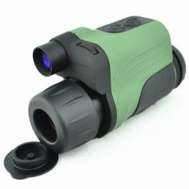Compact HD 1-2X24 Infrared Digital Night Vision Monocular Scope With Soft Bag