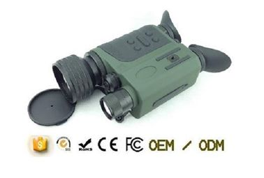 6-30X50HD Night Vision Telescope With IR Device , Night Viewing Distance Of 580m