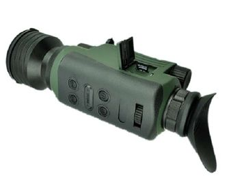 6-30X Night Vision Telescope With IR Device 50mm Big Lens And Foldable Eyepiece Cap