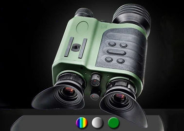 Wifi Function 18650 Battery Infrared Night Vision Binoculars 4 Hours IR Working Time