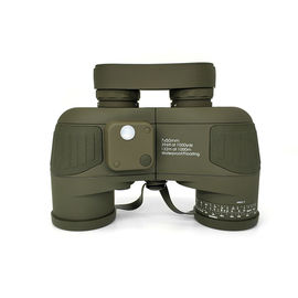 7x50 10x50 Stabilized Floating Binoculars With Compass Night Vision Rangefinder