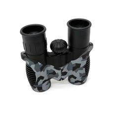 Roof 6 X 21 Long Range Kids Binoculars , Children'S Play Binoculars For Outdoor Exploring