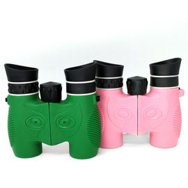 Pink Green Color Children ' S Binoculars Bird Watching 6x21 8x21 10x22